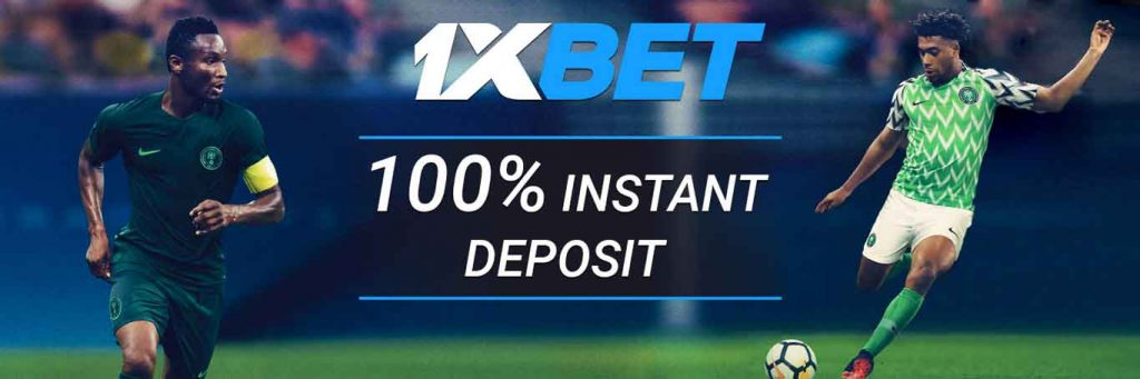 Signing Up for the 1xBet Account